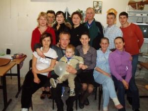 Заезд январь 2009