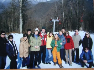 Заезд январь 2008г