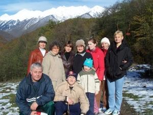Заезд ноябрь 2007г