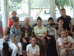 Заезд июнь 2007г