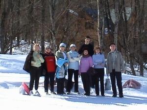 Заезд февраль 2007г