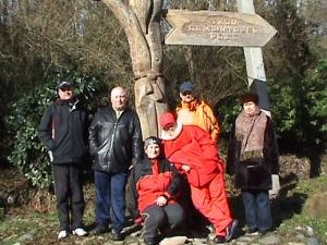 Заезд январь 2007г