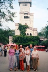 Заезд июль 2005г