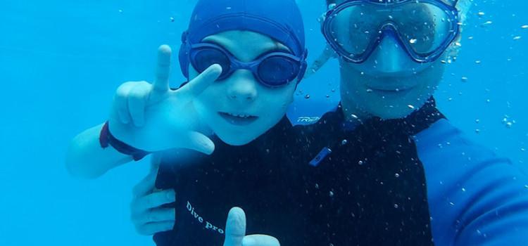 Возобновились занятия по грудничковому и детскому плаванию и гидрореабилитации после реконструкции бассейна.
